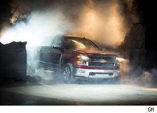 The 2014 Chevrolet Silverado And GMC Sierra